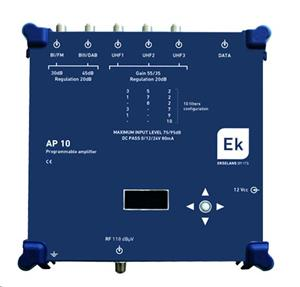 ITS programmable amplifier AP 10