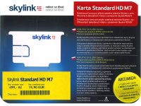 SkyLink HD decoder card Standard M7 Irdeto