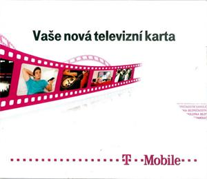 T-MOBILE ICE-TV decoder card Start with no service charge