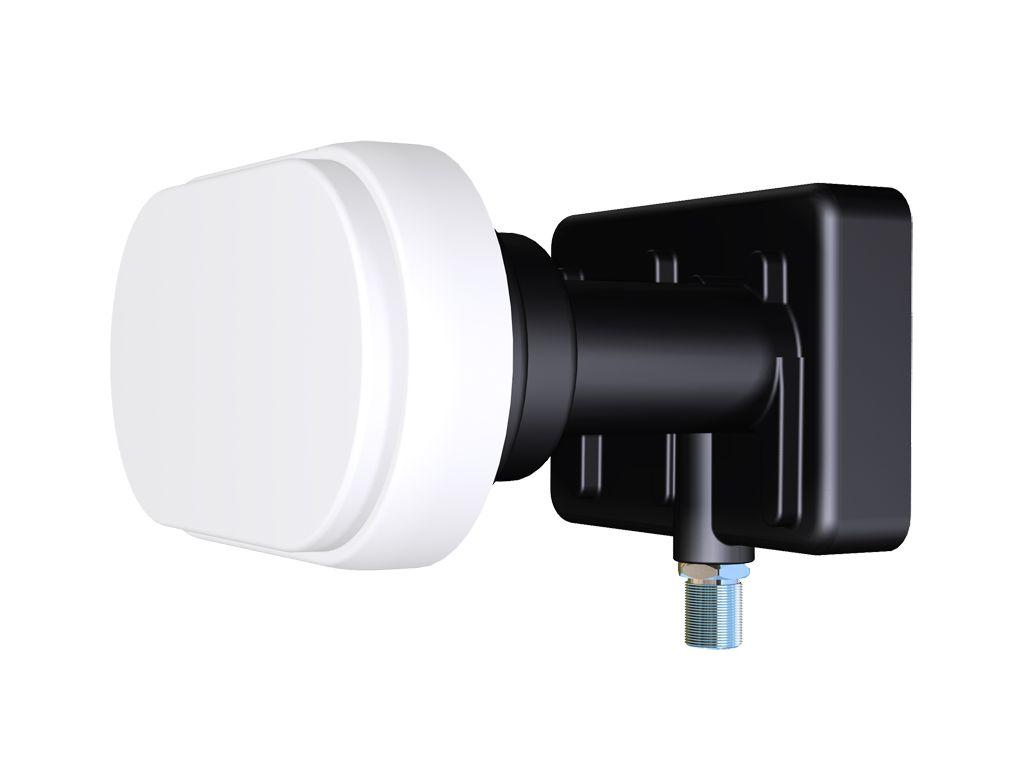 INVERTO BLACK Pro - Single Monoblock LNB 4 3   0 2 dB
